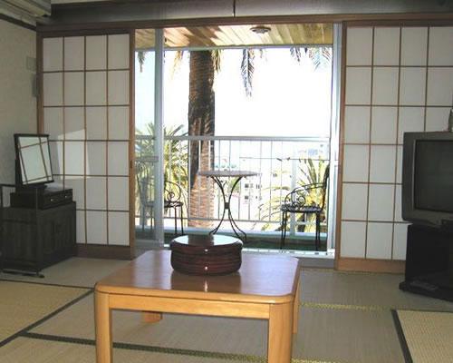南紀白浜温泉 料理民宿 オーシャンハウス下川原/客室