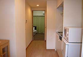 八尾ターミナルホテル ウィークリーセブン/客室