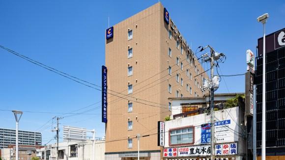 コンフォートホテル新山口/外観