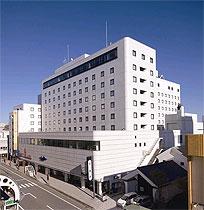 イーホテル秋田/外観