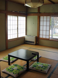 新雪荘/客室
