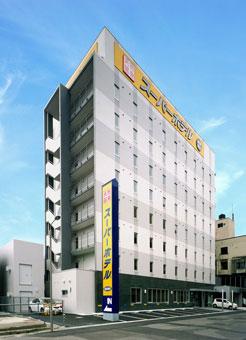 スーパーホテル函館/外観