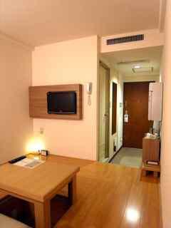 ホテル グリーンコア/客室