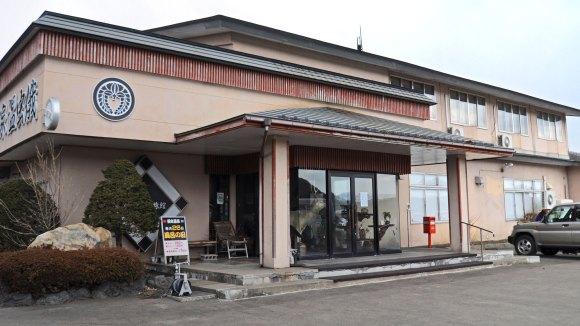 俄虫温泉旅館/外観