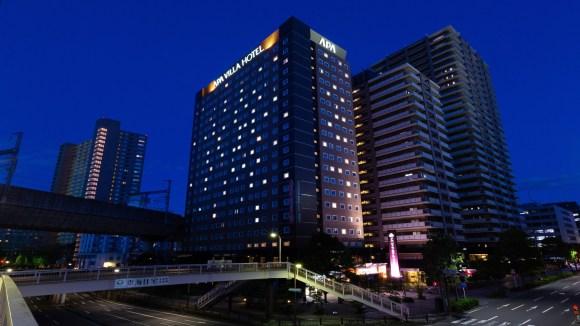 アパヴィラホテル<仙台駅五橋>(アパホテルズ&リゾーツ)/外観