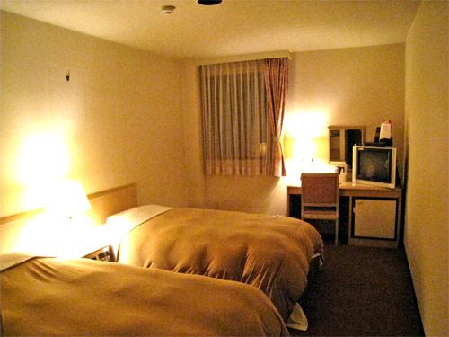 ホテル日立ヒルズ(BBHホテルグループ)/客室