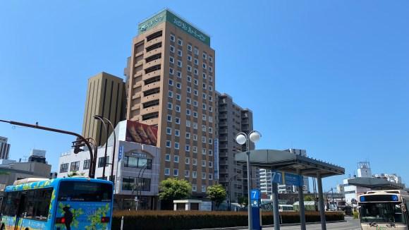 ホテルルートイン 弘前駅前/外観