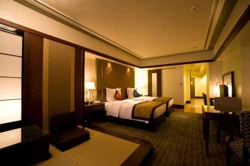 Okinawa Spa Resort EXES(沖縄スパリゾート エグゼス)/客室