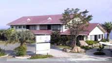 民宿 マリンメイツ四郎ヶ浜荘/外観