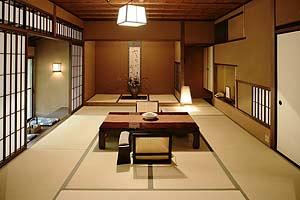 天童荘/客室
