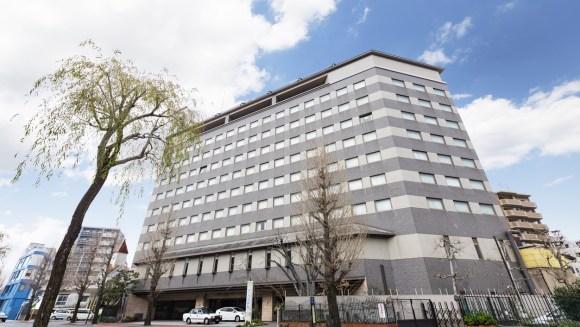 アークホテル熊本城前 -ルートインホテルズ-/外観