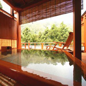 伊香保温泉 人気の露天風呂付客室と美味に和む宿 かのうや/客室