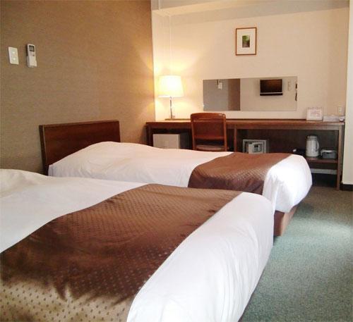 プチホテル京都/客室