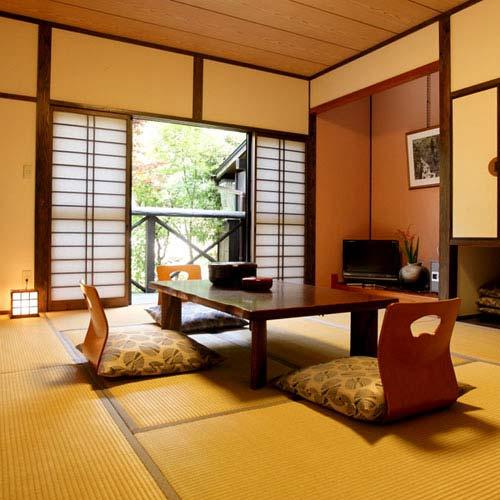ゆふいん 湯平温泉 山荘松屋/客室