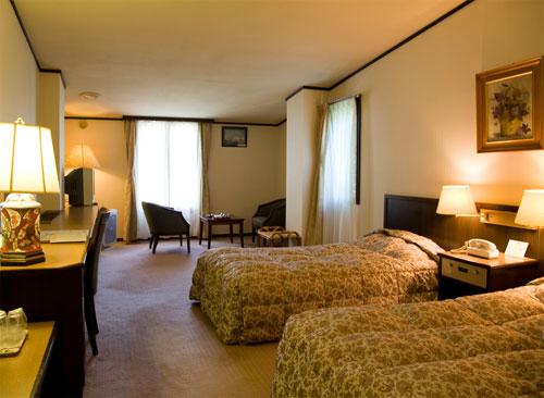 穂高荘 山のホテル/客室