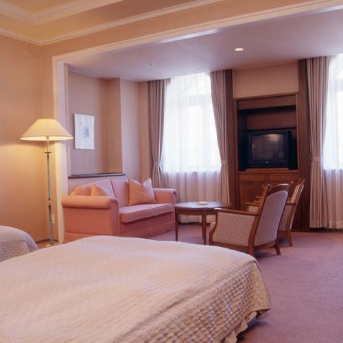 エーヴランドホテル/客室