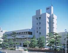 地方職員共済組合秋田宿泊所 ルポールみずほ/外観