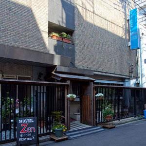 Hostel Zen/外観