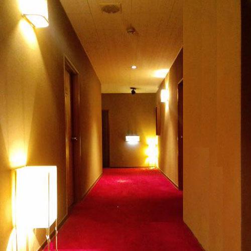 湯田中温泉 白雲楼旅館/客室