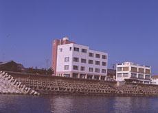 あつ美や マリンパークホテル<篠島>/外観