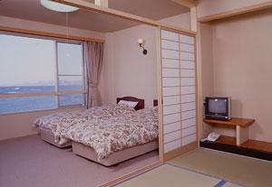 あつ美や マリンパークホテル<篠島>/客室