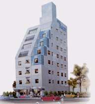 ビジネスホテル サンシティ1号館/外観