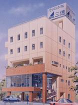 ビジネスホテル 三徳/外観