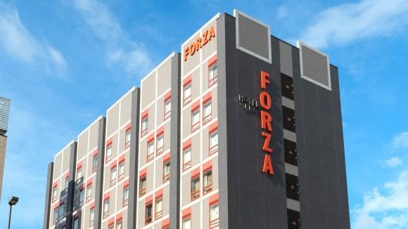 FORZA ホテルフォルツァ大分(リッチモンドホテルズ)/外観