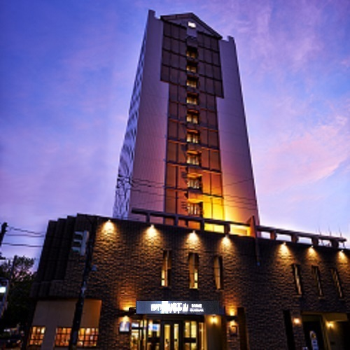 ホテルWBFグランデ函館(旧 函館グランドホテル)/外観