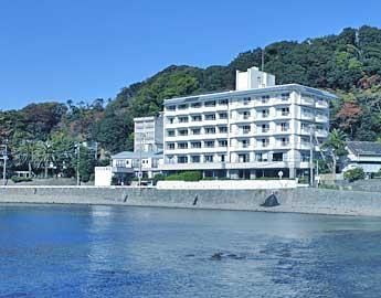 下田海浜ホテル/外観