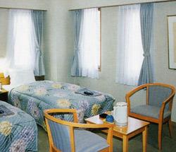萩トラベルイン/客室