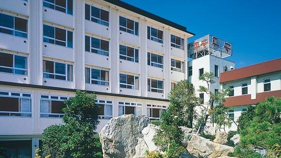 石和温泉 ホテル平安/外観