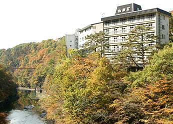 伊東園ホテル尾瀬老神 山楽荘/外観