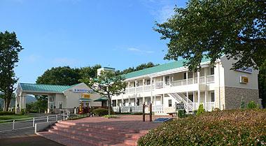 ファミリーロッジ旅籠屋・佐野SA店(EーNEXCO LODGE 佐野SA店)/外観