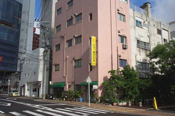 ニューあさひや旅館/外観