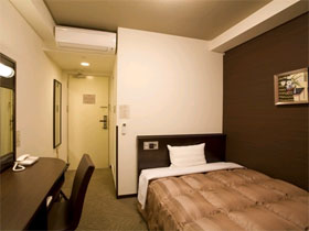 ホテルルートイン第2亀山インター/客室