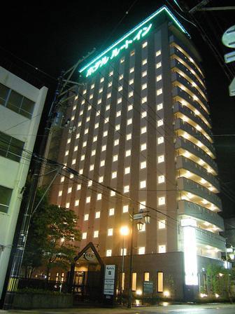 ホテルルートインいわき駅前/外観
