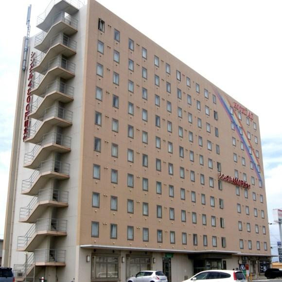 HOTEL AZ 福岡甘木インター店/外観