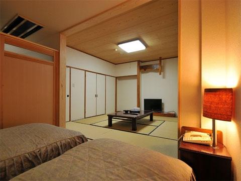 ホテルニュー和楽/客室