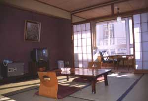ホテル椿荘/客室