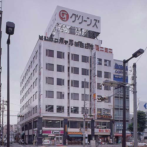 新四日市ホテル/外観