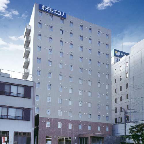 ホテルエコノ津駅前/外観