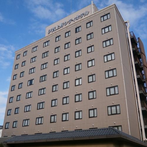 伊賀上野シティホテル(旧上野シティホテル)/外観