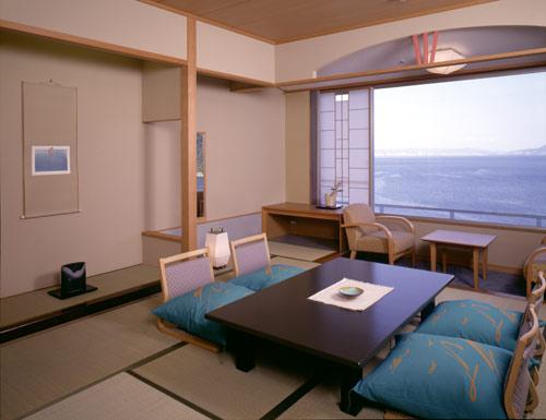 鞆の浦温泉 ホテル鴎風亭/客室