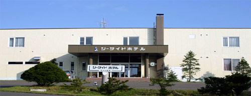 湯元尾岱沼温泉シーサイドホテル/外観