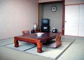 湯元尾岱沼温泉シーサイドホテル/客室