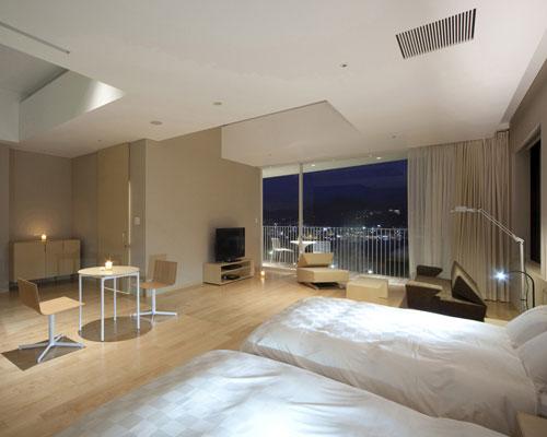 ガーデンテラス長崎ホテル&リゾート/客室