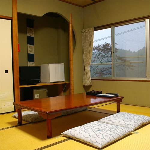 かぎろひの里 椿寿荘/客室