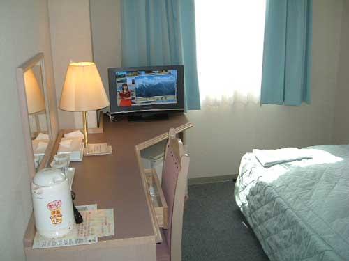 ガーデンホテル マリエール/客室