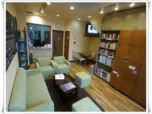 ジェイホッパーズ京都ゲストハウス/客室